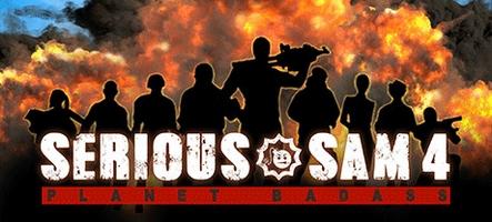 Serious Sam 4 : Planet Badass se met au vert