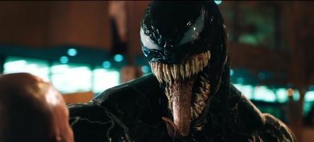 La première vraie bande-annonce de Venom est décevante