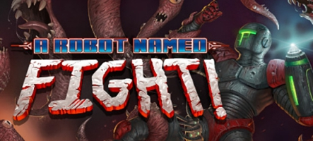 A Robot Named Fight ! sort demain sur Switch