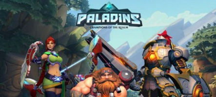 Paladins: Champions of the Realm en version finale le 8 mai
