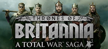A Total War Saga : Thrones of Britannia est disponible !