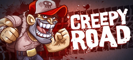 Creepy Road : Un shoot 2D délirant