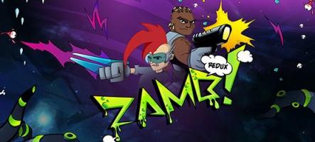 Zamb Redux ! : Un jeu d'action en coop sur Xbox One