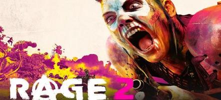 Bethesda annonce Rage 2