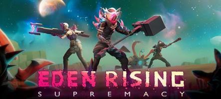 Eden Rising: Supremacy débarque en accès anticipé