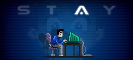 Stay : le thriller pixel art est disponible
