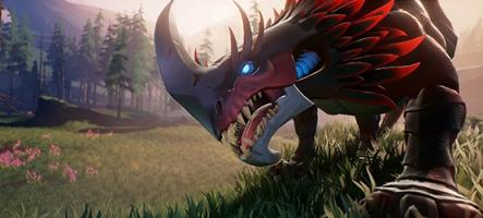 Dauntless, un nouveau RPG gratuit en coop