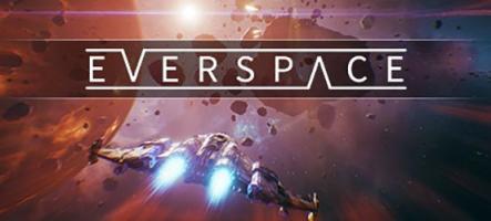 Everspace débarque sur PS4
