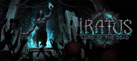 Iratus: Lord of the Dead, une nouveau RPG qui fait son Kickstarter