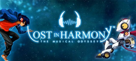 Lost in Harmony sort sur Nintendo Switch et PC