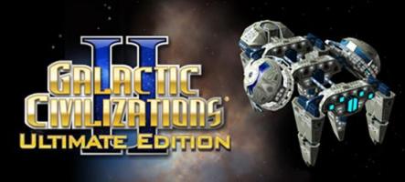 Téléchargez Galactic Civilizations II gratuitement !