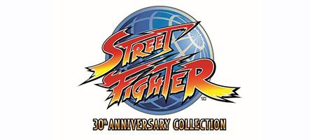 Street Fighter 30th Anniversary Collection sort sur Nintendo Switch, PC, PS4 et Xbox One