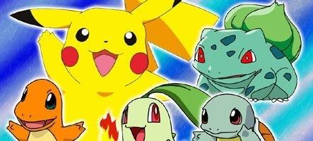Un nouveau jeu Pokémon sur Wii