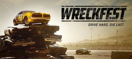 Wreckfest : Courses et accidents en voiture