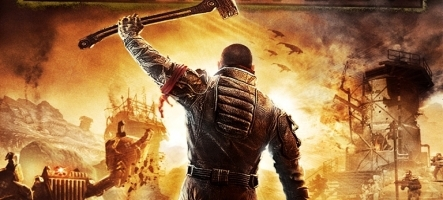 Red Faction Guerrilla Re-Mars-tered repoussé au 3 juillet
