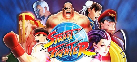 (TEST) Street Fighter 30th Anniversary Collection (Nintendo Switch, PC, PS4, Xbox One)