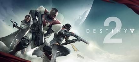 (E3) Destiny 2: Forsaken s'illustre avec brio