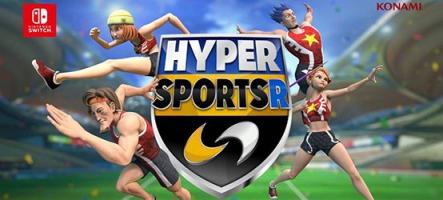 (E3) Hyper Sports R, une simulation sportive sur Nintendo Switch