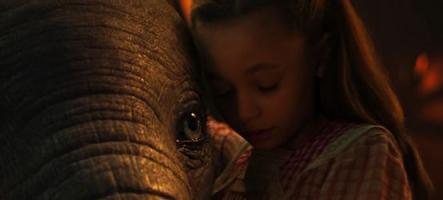 Tim Burton revisite Dumbo