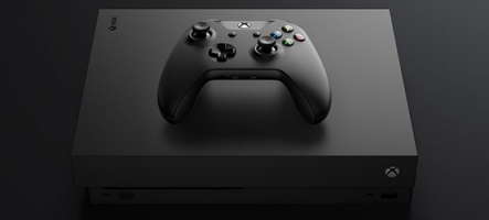 (E3) Les jeux sont plus performants sur la Xbox One X
