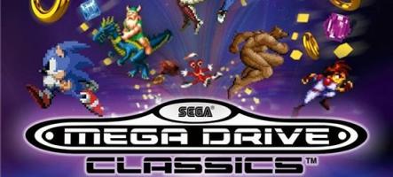 (TEST) Sega Mega Drive Classics ...