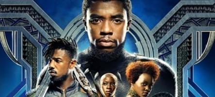 Black Panther débarque en Blu-ray, DVD et VOD