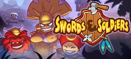 Swords and Soldiers HD est gratuit
