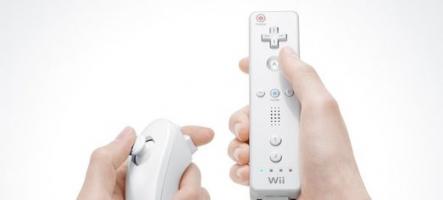 Wii : deux magnifiques coloris pour les Wiimotes