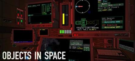 Objects in Space, un jeu d'action et de furtivité
