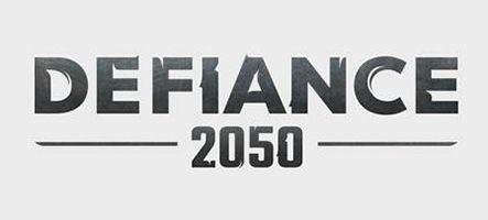 Defiance 2050 débarque début juillet