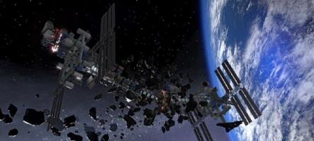 Shattered Horizon : un FPS sans gravité