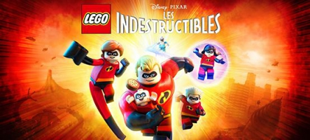 (TEST) LEGO Les Indestructibles ...