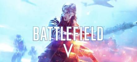 Battlefield V à découvrir en vidéo 4K