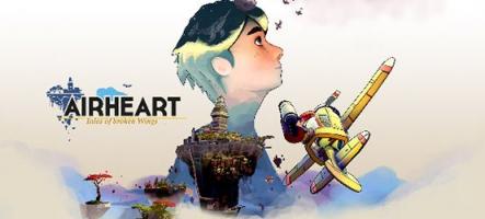 Airheart : Un shoot ''dieselpunk'' sur PC et PS4