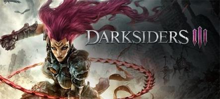 Darksiders III : nouvelle vidéo de gameplay