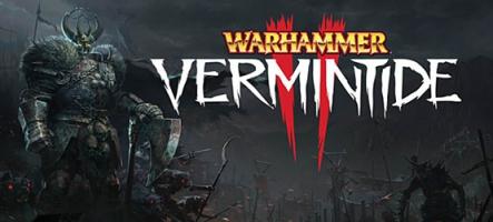 Warhammer: Vermintide 2 disponible sur Xbox One
