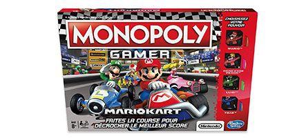(TEST) Monopoly Mario Kart
