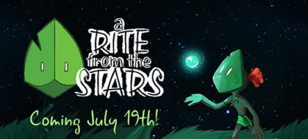 A Rite from the Stars, un jeu d'aventure initiatique