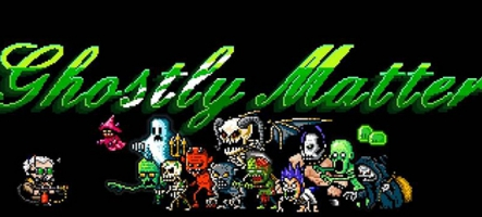 Ghostly Matter : SOS Fantômes de pixels