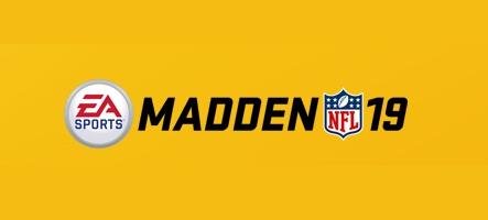 Madden NFL 19 sort le 10 août sur PC, Xbox One et PS4