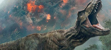 Jurassic World : Fallen Kingdom pour le 9 octobre en DVD et Blu-ray