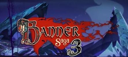 Banner Saga 3 disponible sur Nintendo Switch, PC, PS4 et Xbox One