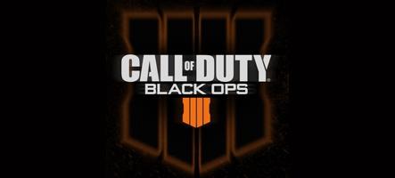 Call of Duty: Black Ops 4 en bêta privée dès vendredi
