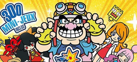 (TEST) Wario Ware Gold (Nintendo 3DS)