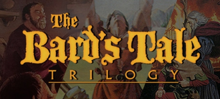 The Bard's Tale Trilogy Remastered débarque sur PC