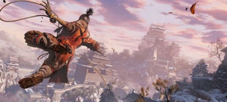 Sekiro : Shadows Die Twice s'illustre