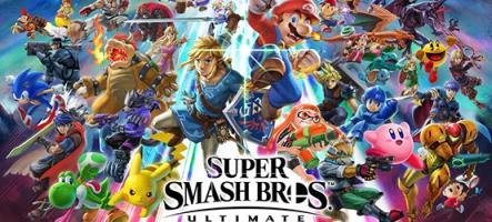 Découvrez Super Smash Bros. Ultimate sur Nintendo Switch