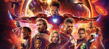 (Exclusif) Avengers : Infinity War est disponible !