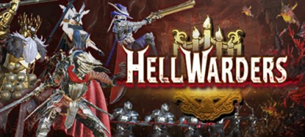 Hell Warders sur Nintendo Switch, PC, Xbox One et PS4