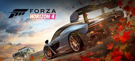Forza Horizon 4 en démo gratuite